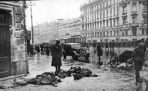 Ленинград, вернувшийся с войны