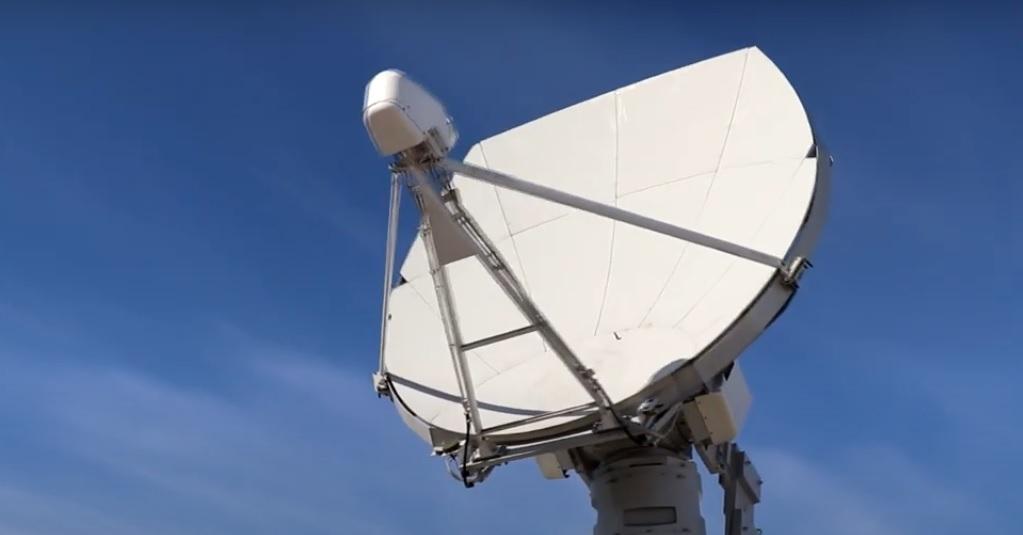 Развернут новый мобильный комплекс приема и обработки данных дистанционного зондирования Земли