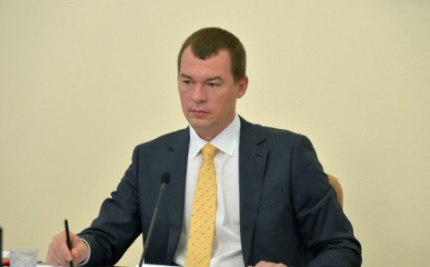 Михаил Дегтярев сделал прививку от коронавируса