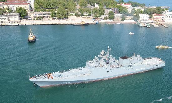 Черноморский флот приглашает всех желающих посетить свои корабли