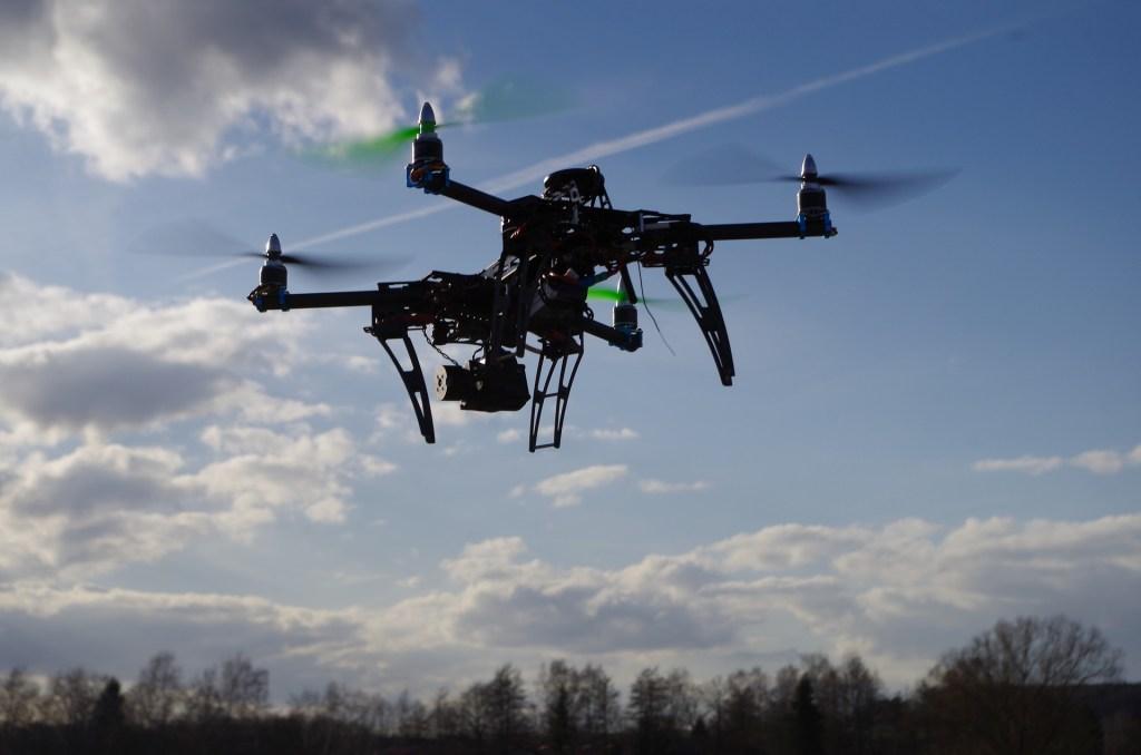 В РФ создали систему посадки дронов в условиях блокировки радиосвязи