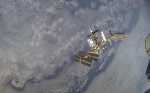 В NASA продолжают поиски утечки воздуха на МКС