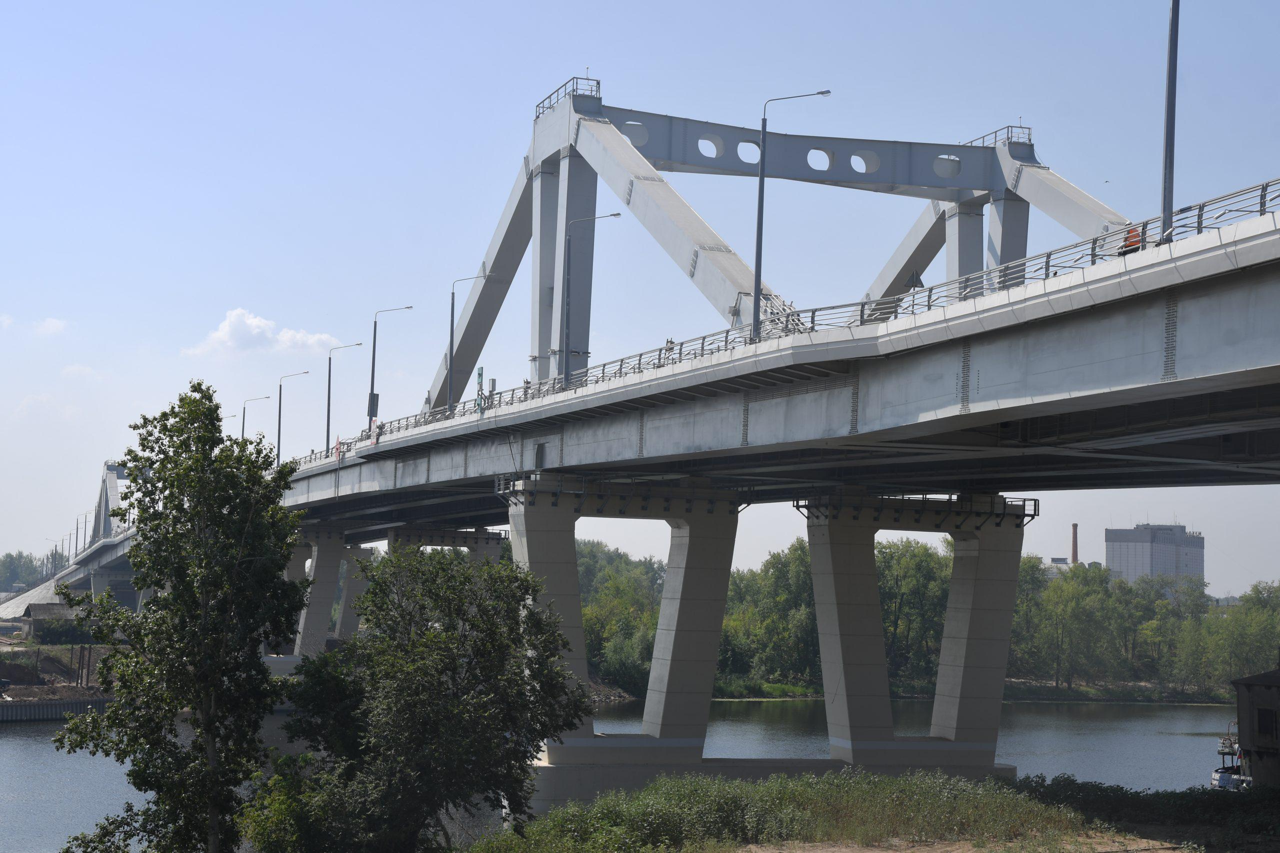 На строительство моста через Самару дополнительно выделено 1,5 млрд рублей