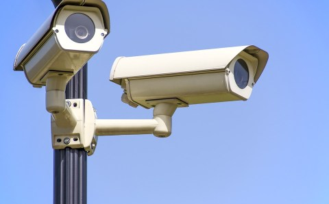 В Московской области появились дорожные камеры нового поколения