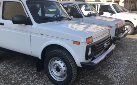Для егерей Ингушетии закупили автомобили «Нива»