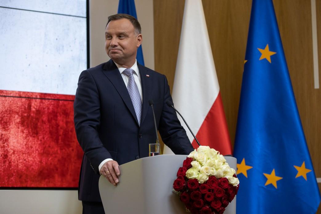 Польский президент подхватил ковид