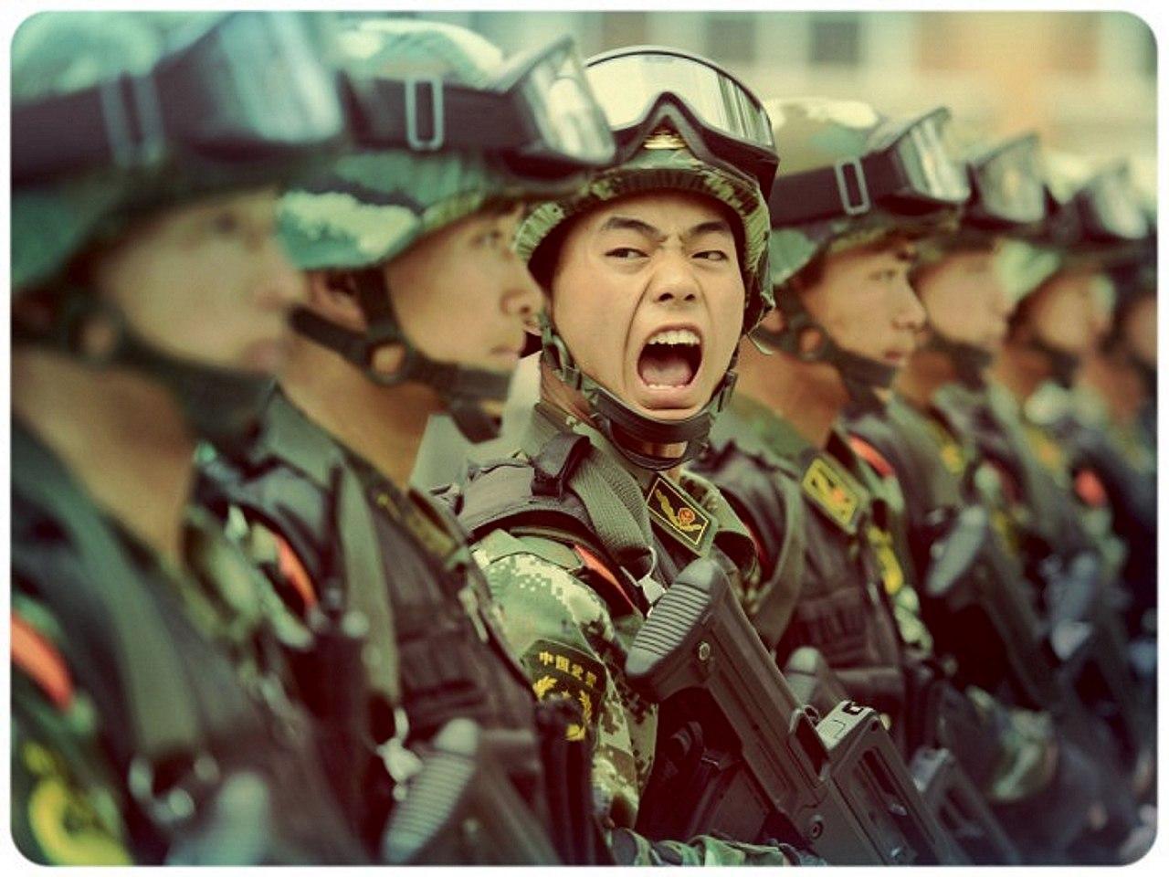 Как трудности перевода «подготовили к войне» войска Китая