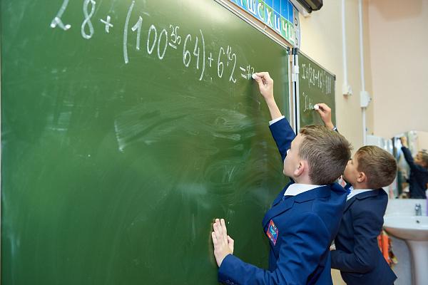 В образовательных учреждениях КЧР создают условия для детей-инвалидов