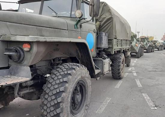 Нагорный Карабах: что произошло в ночь с 16 на 17 ноября
