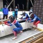 Бобслеисты Краснодарского края завоевали медали Чемпионата Мира