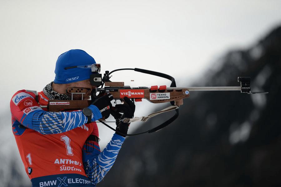 В сборной России по биатлону зафиксировали случай заболевания ковидом