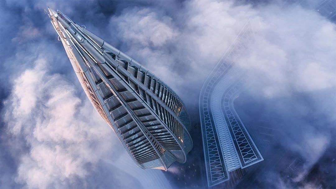 Небоскреб «Лахта центр» получил премию Emporis Skyscraper Awards