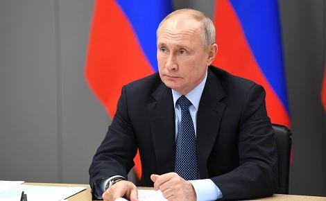 Владимир Путин проведет заседание президиума Госсовета