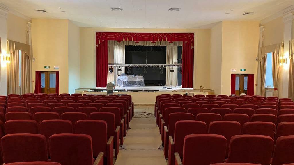 В Подмосковье впервые за 66 лет отреставрировали ДК «Балашиха»