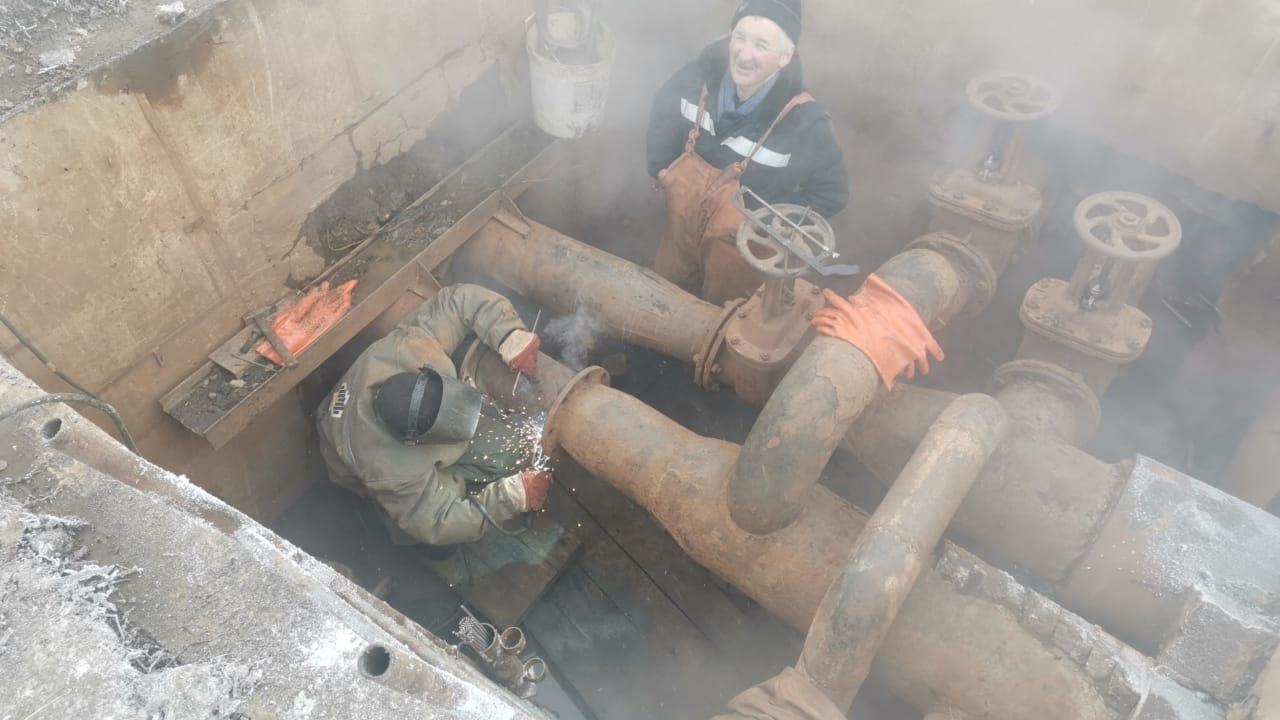 Спасатели на Сахалине вернули тепло в 11 домов и больницу