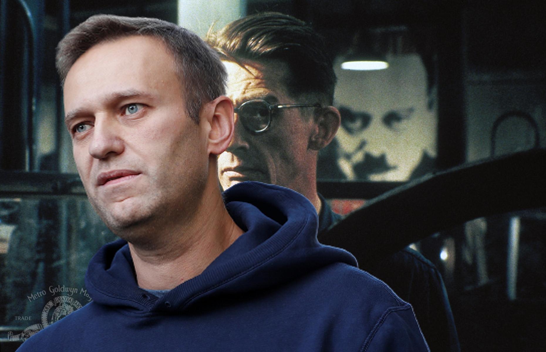 Оруэлл VS Навальный: кого больше обидел Большой Брат?