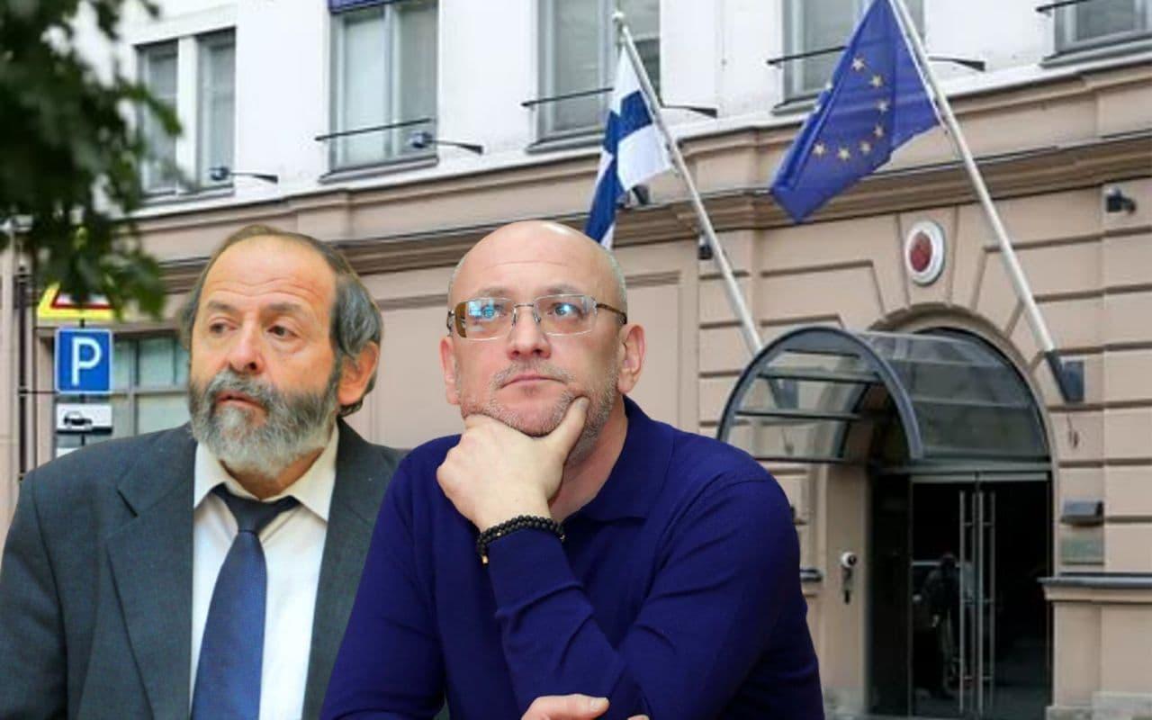 Как петербургские «оппозиционные» депутаты в финском консульстве с властью боролись
