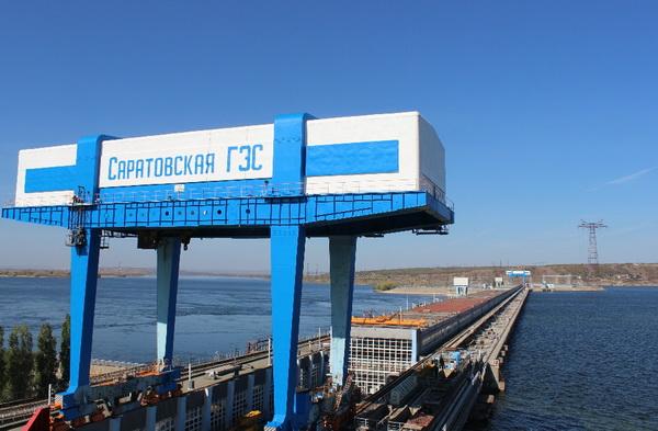 В 2020 году Саратовская ГЭС в бюджет области перечислила 1,8 млрд рублей