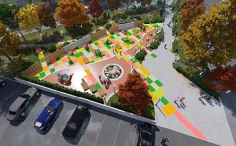 В 2021 году в Перми появится новый сквер