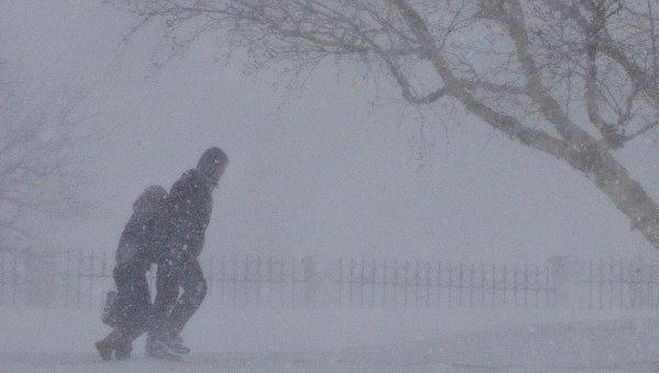 Жителей Северных Курил предупредили об ураганном ветре