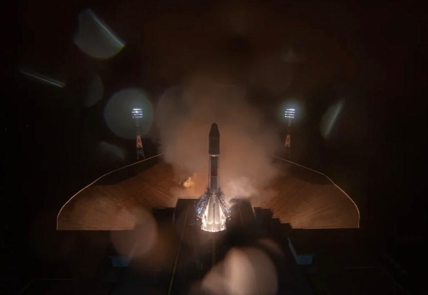 С амурского космодрома стартовала ракета-носитель «Союз-2.16»
