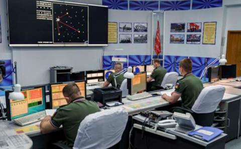 Повышенную космическую активность засёк российский «Окно-М»