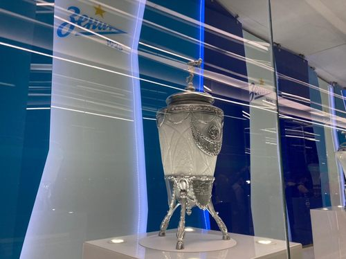 Станцию петербургского метрополитена «Зенит» открыли к Евро-2020