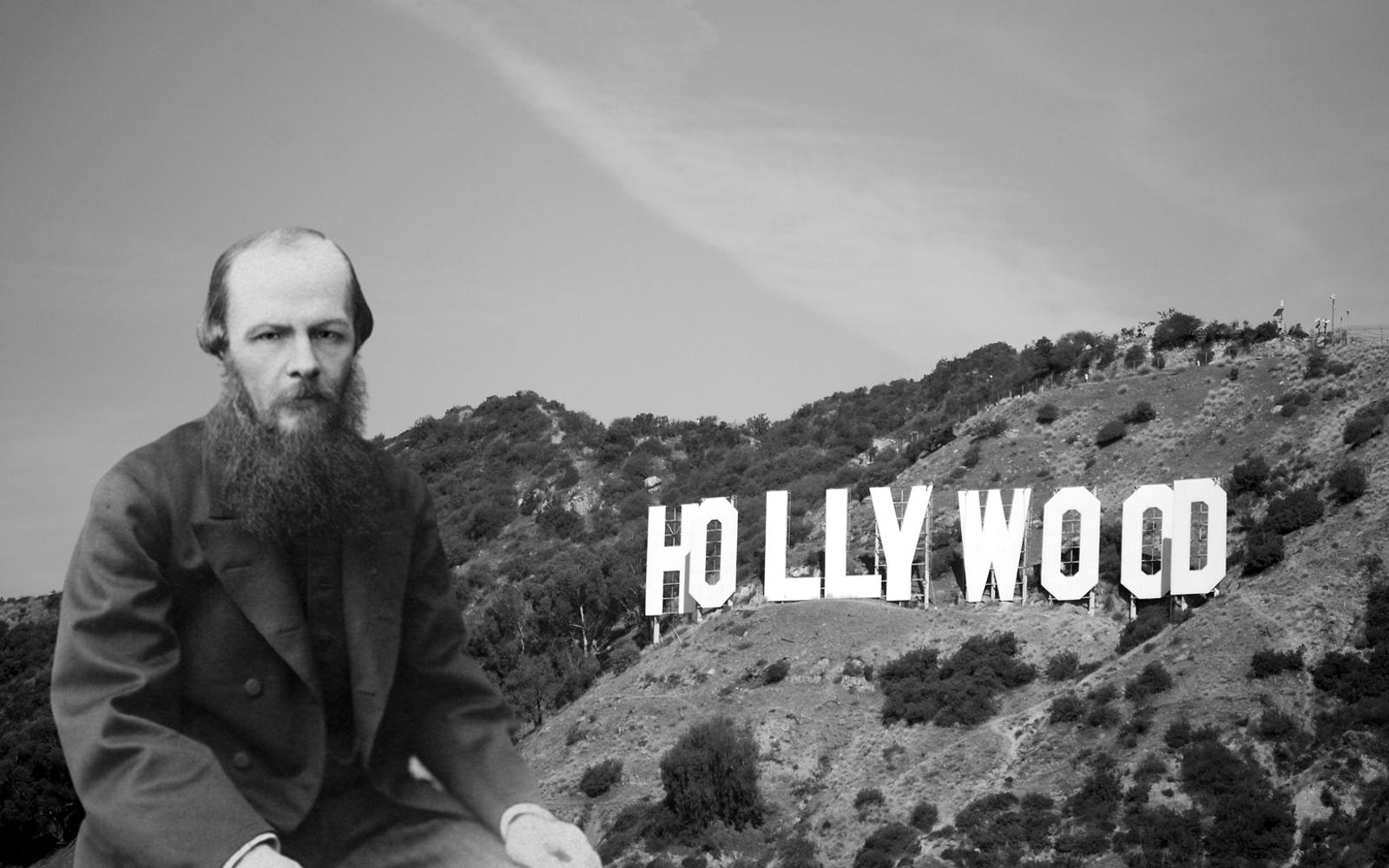 Как Федор Достоевский покорял Голливуд, или книги-фавориты зарубежных звезд