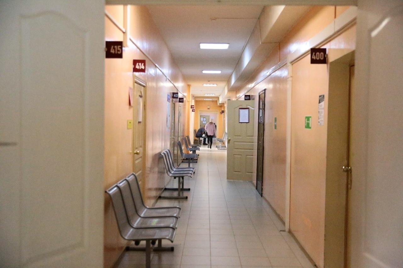 В Благовещенске капитально отремонтируют поликлинику № 2