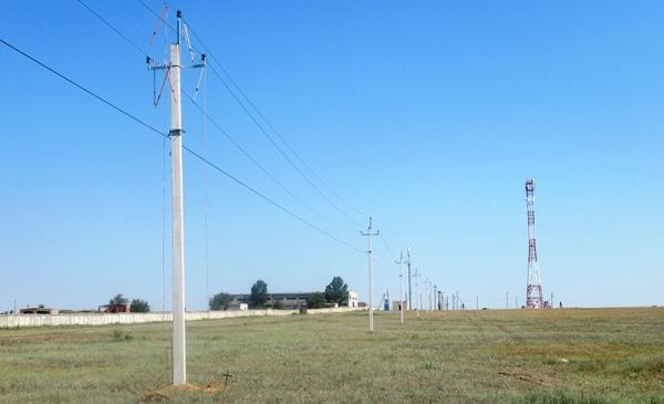 Саратовские энергетики восстановили поврежденную линию электропередачи
