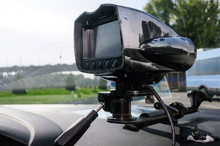 На платном участке дороги М-4 «Дон» начал работать комплекс фотовидеофиксации