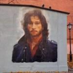 Тальков-младший рассказал о судьбе граффити с отцом в Петербурге