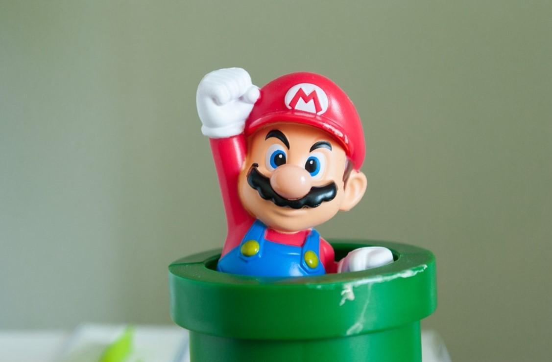 Nintendo выпустит новую серию мини-игр про Марио