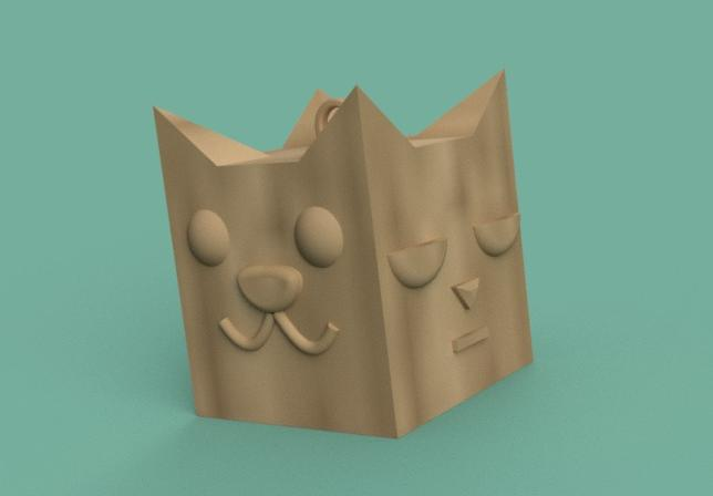 Брелоки в виде котиков создали на 3D-принтере приморские школьники