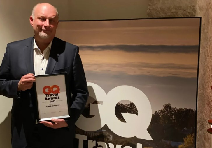 Санкт-Петербург стал лучшим городом по версии GQ Travel Awards