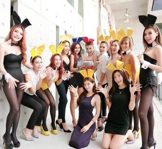 "10 ""wanita"" Cantik Ini Adalah Ladyboy Tercantik Di Asia...."