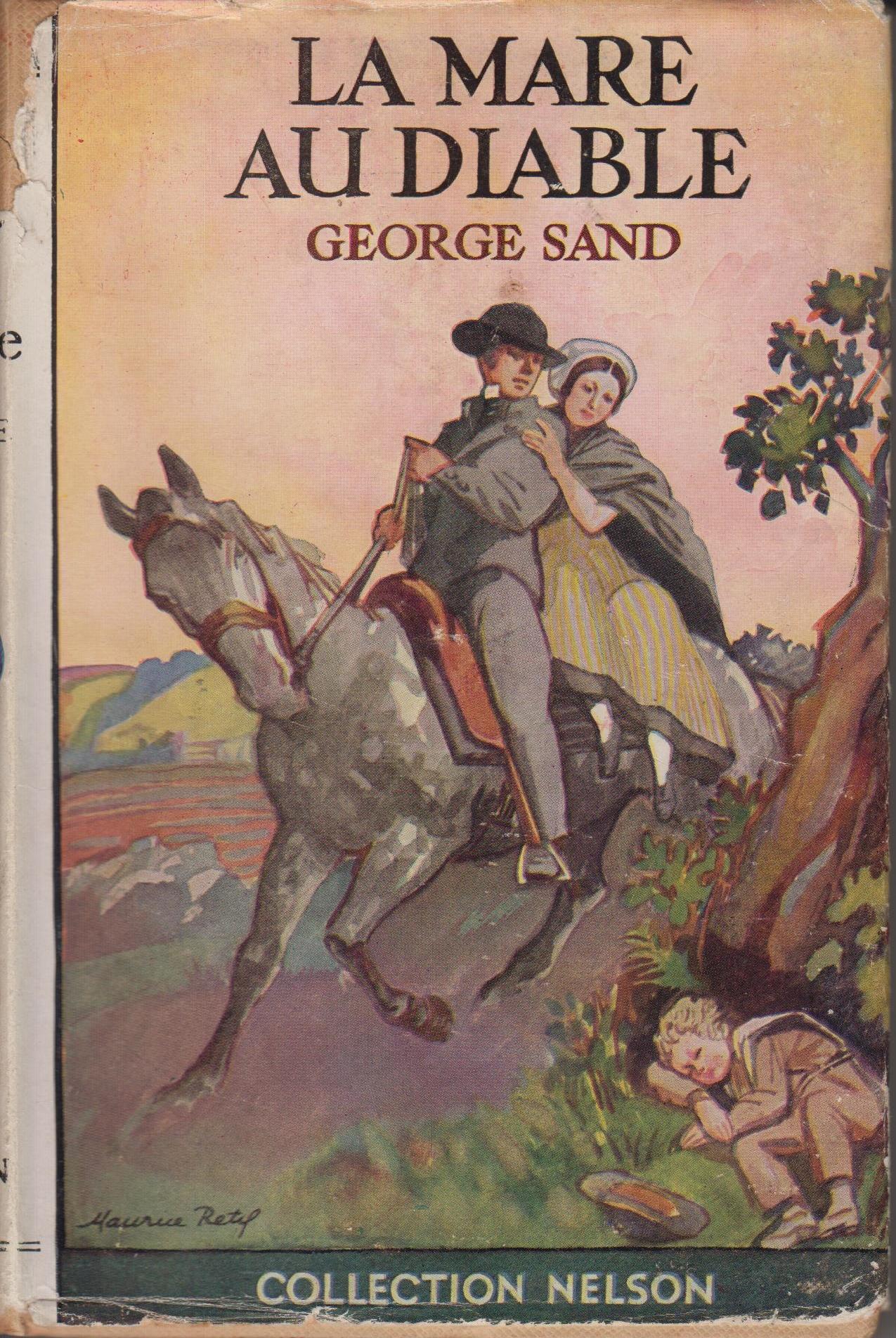 La Mare Au Diable George Sand : diable, george, Diable, Devil's, Pool), Sensational