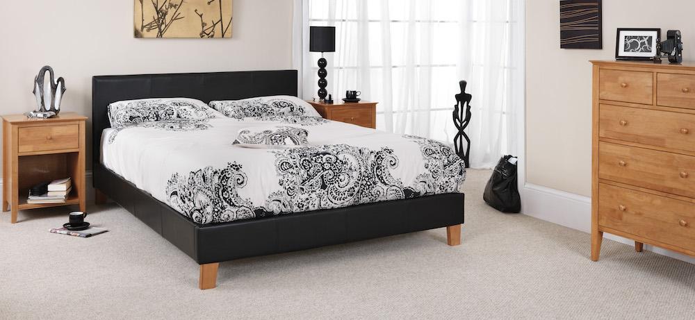 sofa beds denver co how to clean a diy black faux leather bed frame - sensation sleep ...