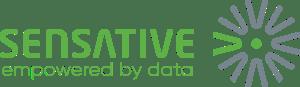 Sensative logo empowered by data
