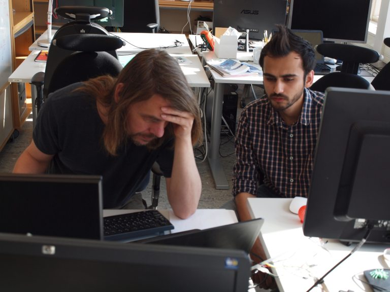 Sensative developers solving problems