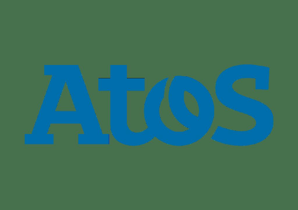 atos logo blue
