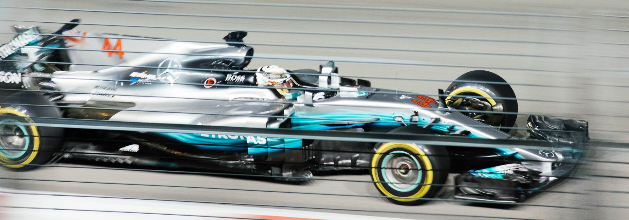 The digital twin - unsung hero in F1 and in the smart city