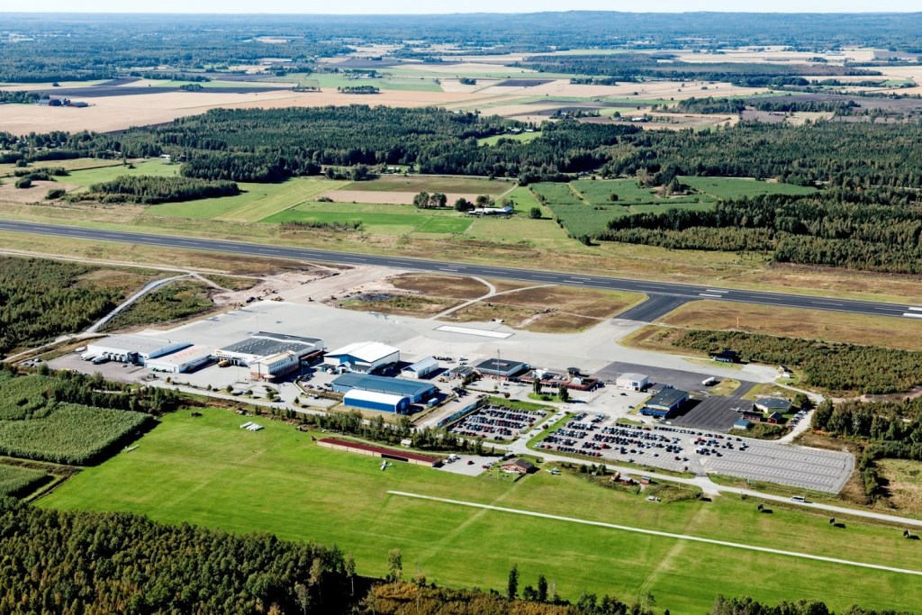 Örebro Airport - Örebroporten - a Sensative Smart Building customer case