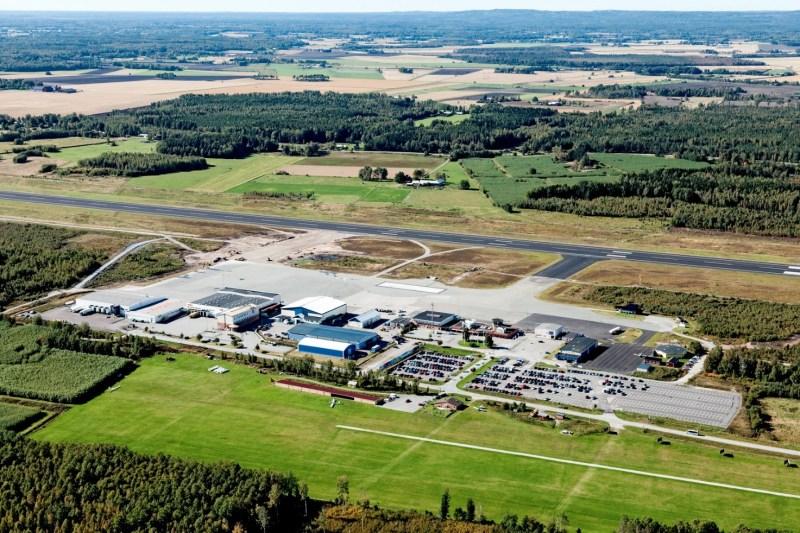 Örebro Airport - Örebroporten - a Sensative Smart Building customer case