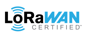 LoRaWAN Certified