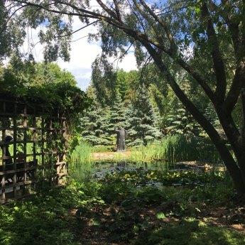 English Garden Assiniboine Park