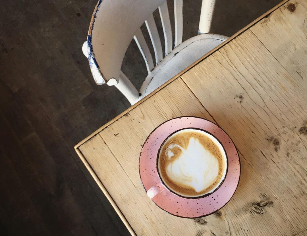 Maelstrom latté