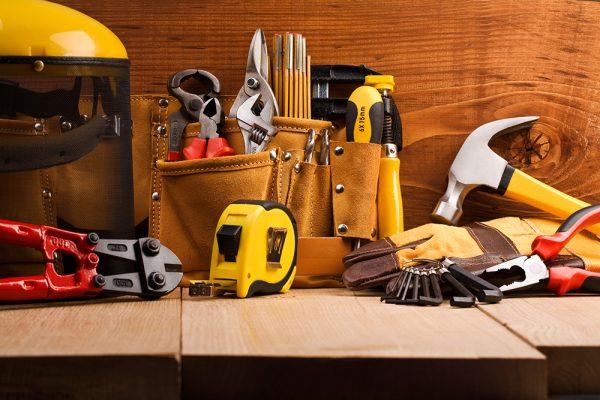 Fotografie de instrumente de construcții