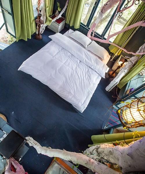 logements insolites Hanoi