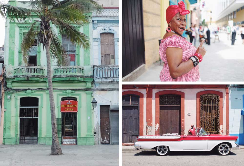 Voyage à la Havane